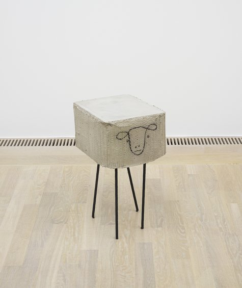Judith Hopf, Untitled (Small Sheep 9), 2013