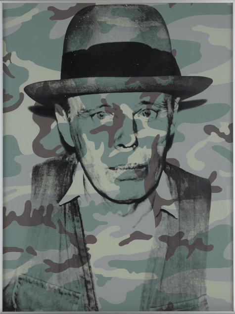 Andy Warhol, Joseph Beuys, 1986