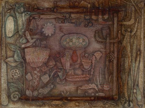 Paul Klee, Botanisches Theater, 1934, 219 (U19)