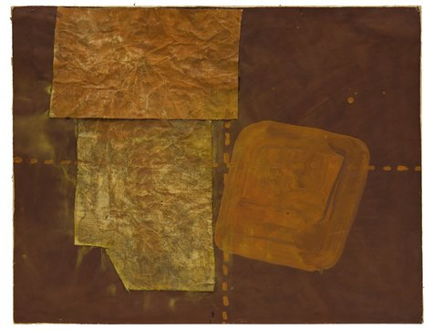Joseph Beuys, Ohne Titel (Collage), 1960