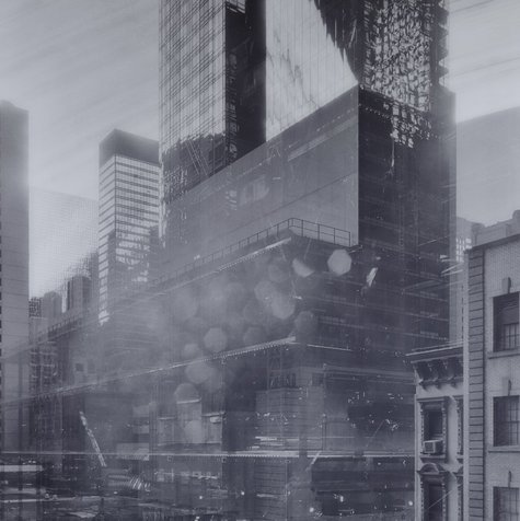 Michael Wesely, The Museum of Modern Art, 2001 - 2004