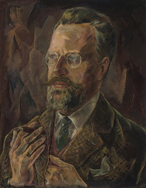 Willi Geiger, Walther Zimmermann, 1923